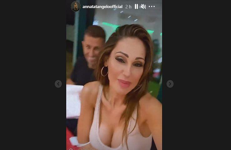 Anna Tatangelo lato A