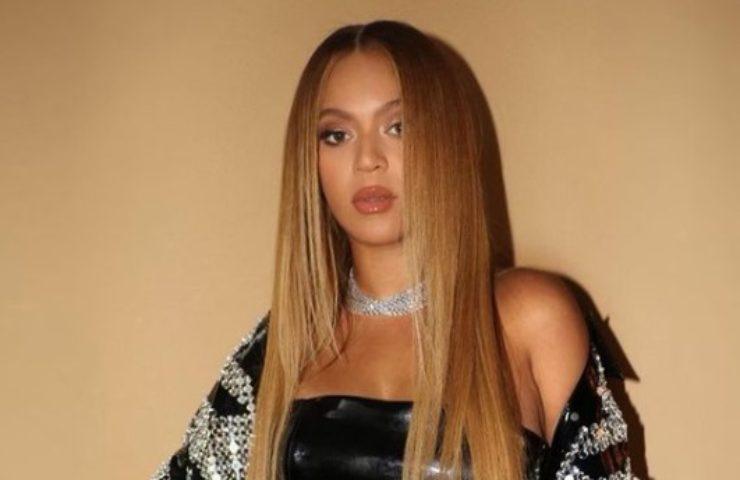 Beyoncé trasparenze pericolose