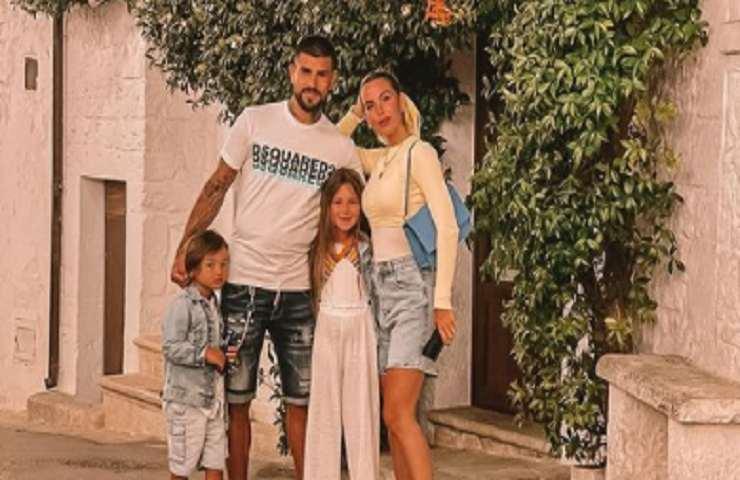 Micol Olivieri famiglia