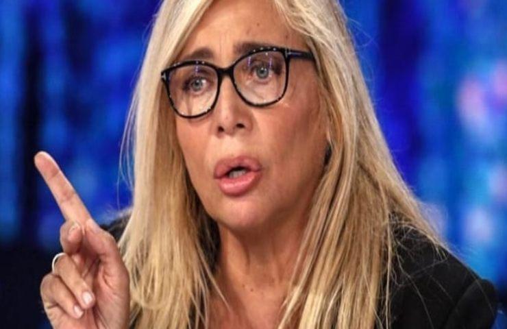 Mara Venier perde staffe