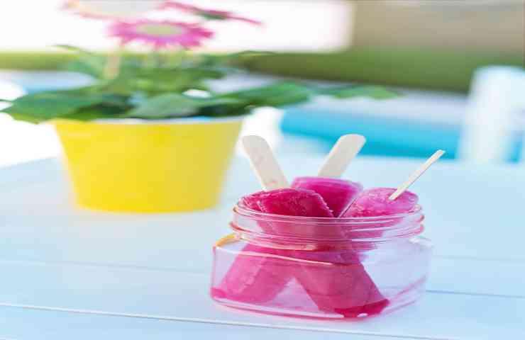 riutilizzare stecche gelato