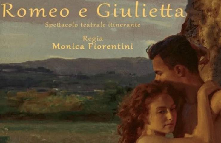 Shakespeare Anagni romeo Giulietta fiorentini