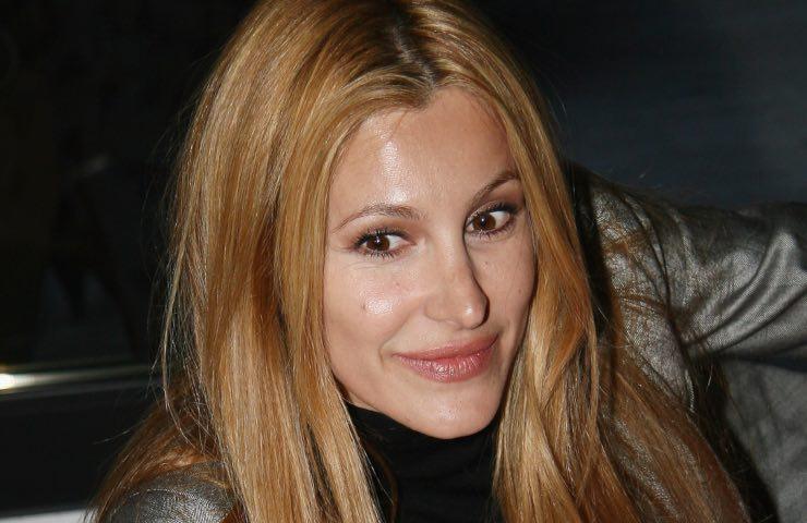 Adriana Volpe ex marito bambina