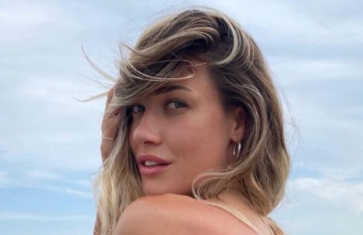 Benedetta Mazza preziosa bikini estate