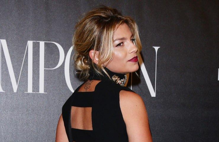 Emma Marrone passerella alla moda