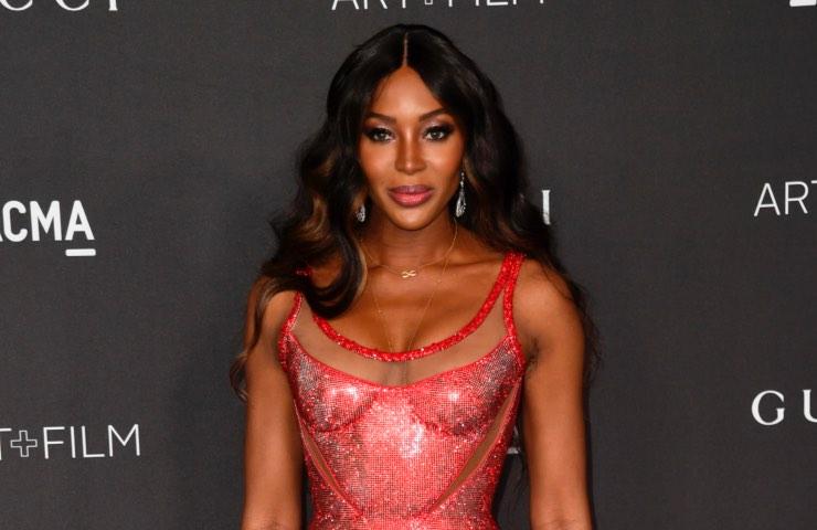 Naomi Campbell Beyoncé dedica queen