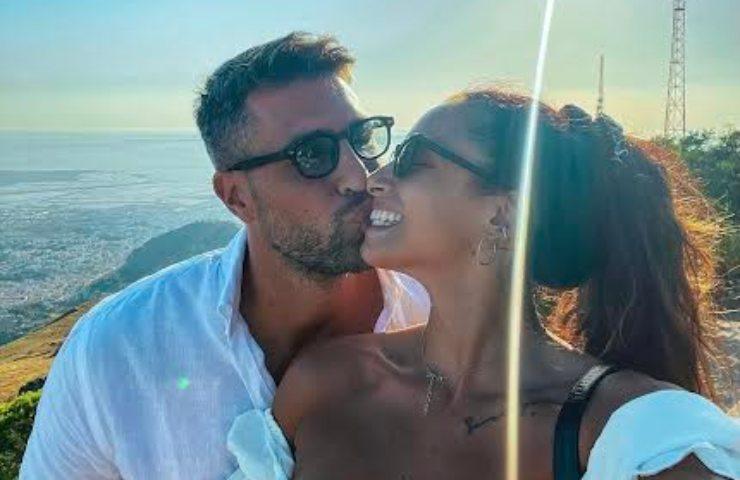 Alessia Prete e fidanzato