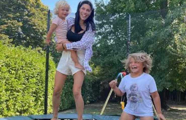 Alice Basso e figli