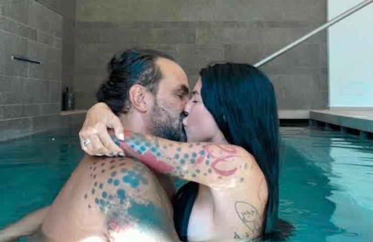 Alice Basso e marito