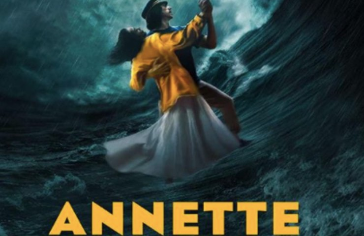 Annette carax musical trailer trama