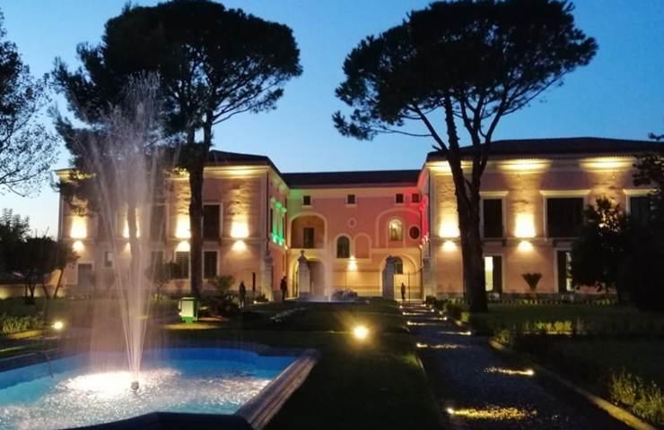 Avella-Avellino - Giardino Livia Colonna (Fonte Ufficio Siat)