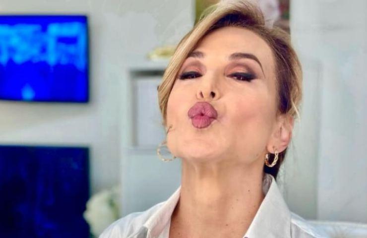 Barbara D'Urso amore