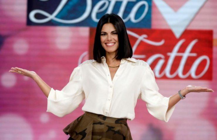 Bianca Guaccero video Tik Tok seducente