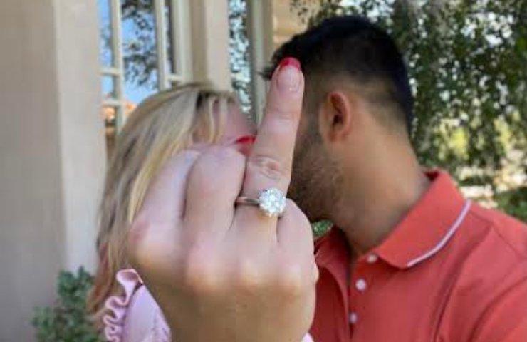 Britney Spears fidanzamento