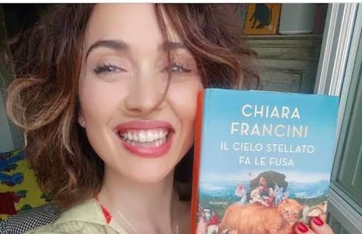 Chiara Francini nuovo libro