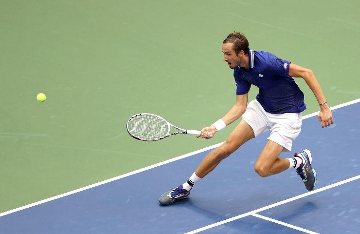 Us Open niente Grande Slam per Djokovic trionfa Medvedev