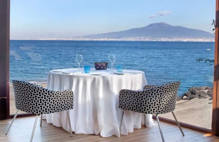 Gennarino Esposito ristorante