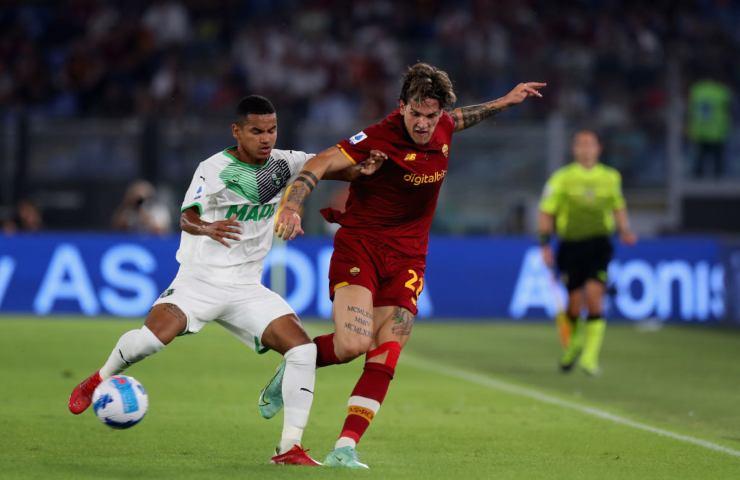 Roma - Sassuolo Serie A