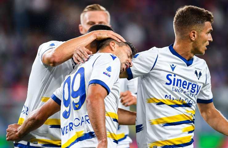 Genoa Verona Serie A