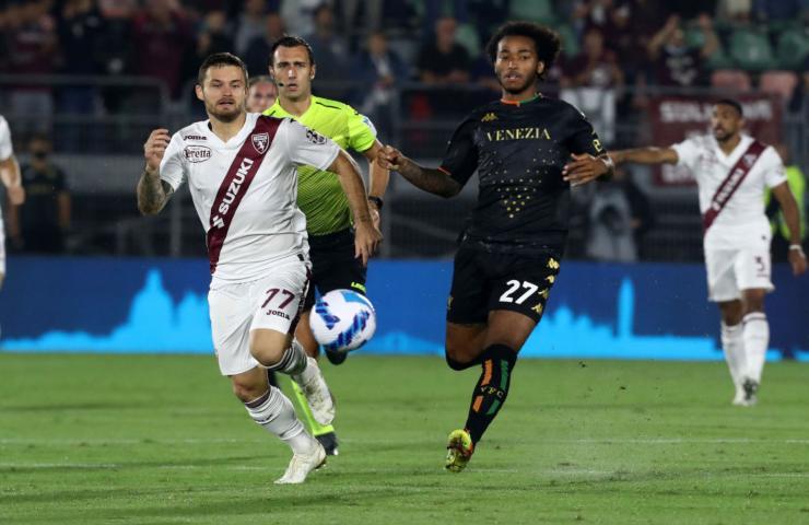 Venezia Torino Serie A