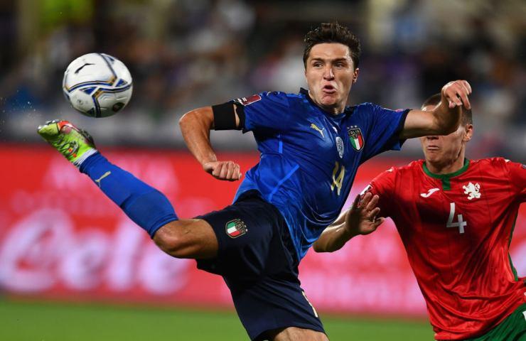 Italia Bulgaria qualificazioni