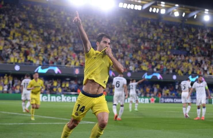 Villareal Atalanta Champions League