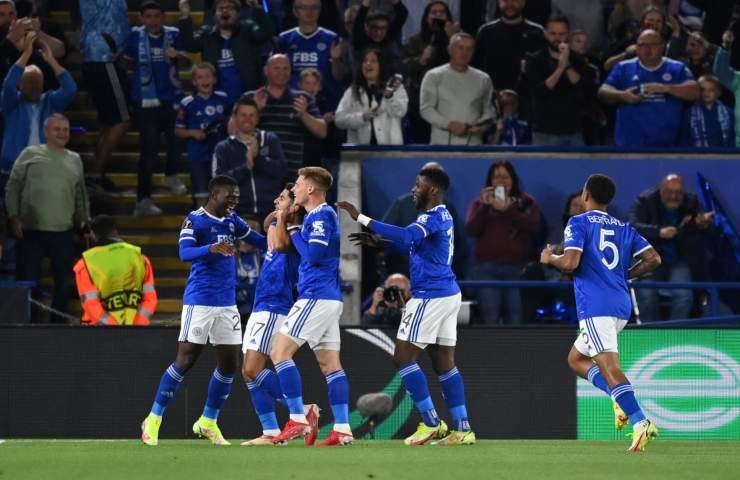 Leicester Napoli Europa League