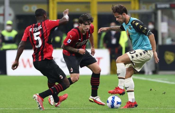 Milan Venezia serie A