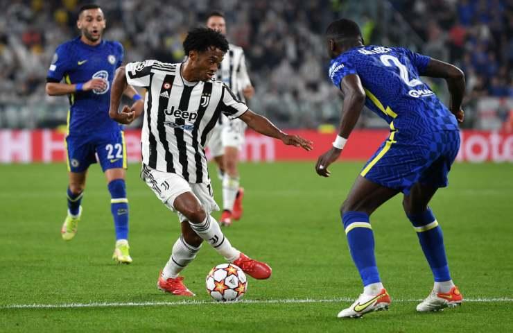 Juventus Chelsea Champions League