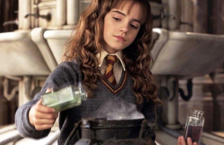 Hermione Granger Harry Potter oggi