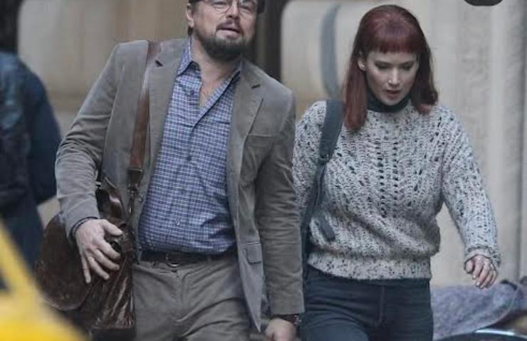 Jennifer e Di Caprio