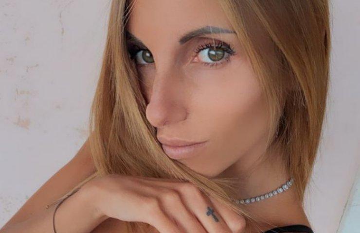 Jessica Franceschetti seno primo piano video spassoso Instagram