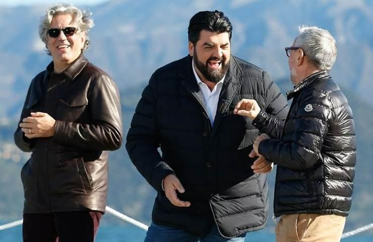 Cannavacciuolo Barbieri uccisi carbonara The Jackal video