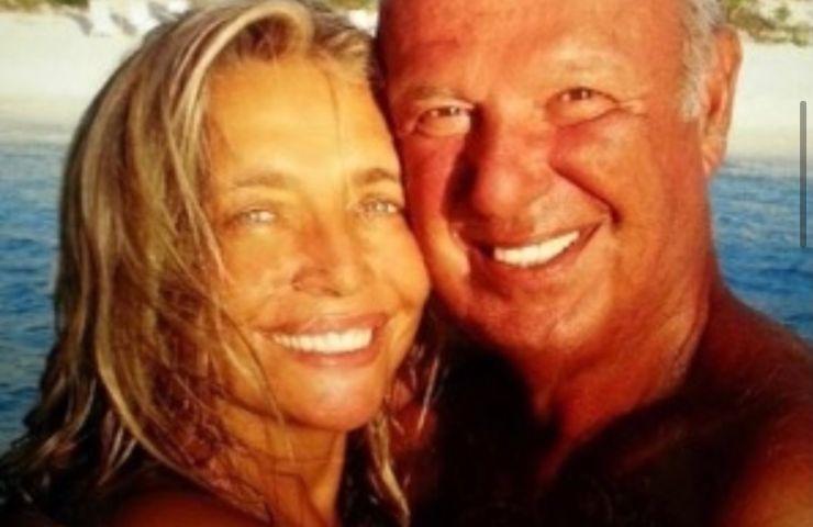 Mara Venier e marito