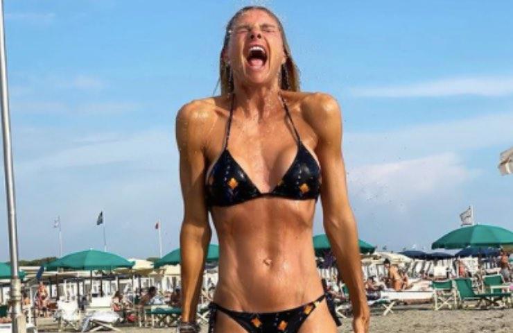 Martina Colombari segreto bellezza 2021
