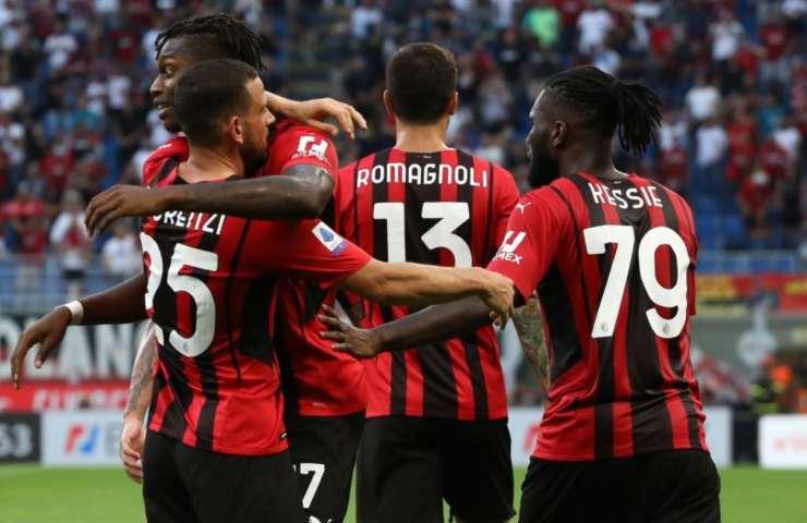 Milan Liverpool precedenti