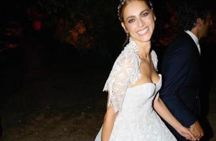 Miriam Leone matrimonio