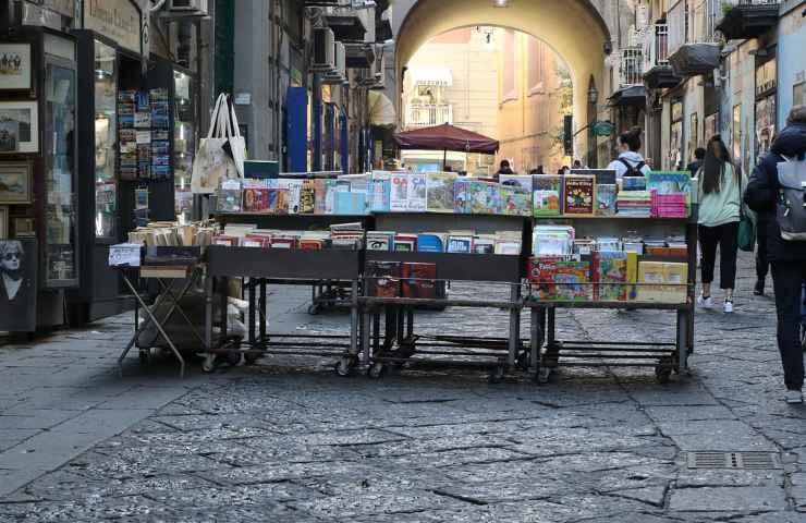 Napoli - vicoli