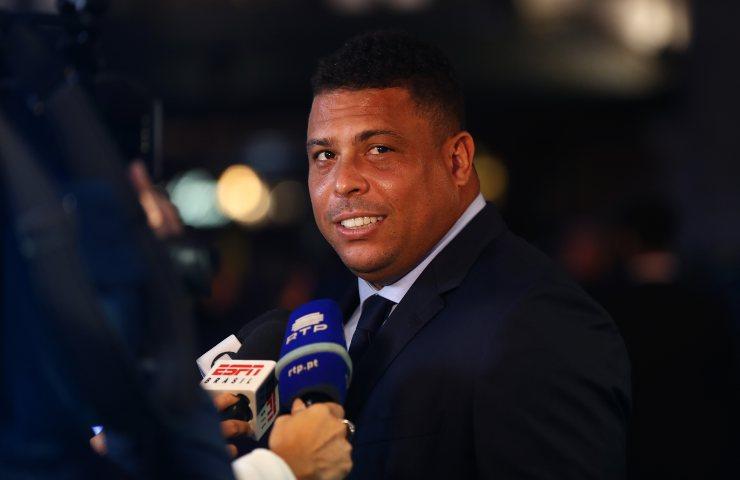 Ronaldo Super League polemica