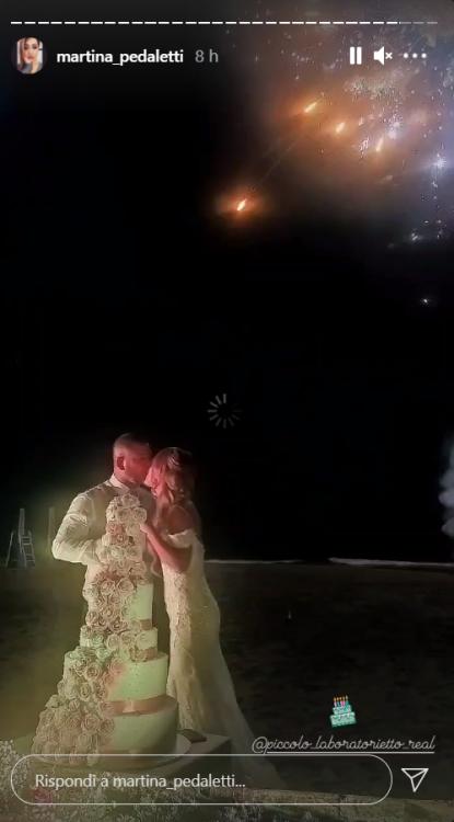 Matrimonio Martina Pedaletti Francesco Muzzi dettagli video