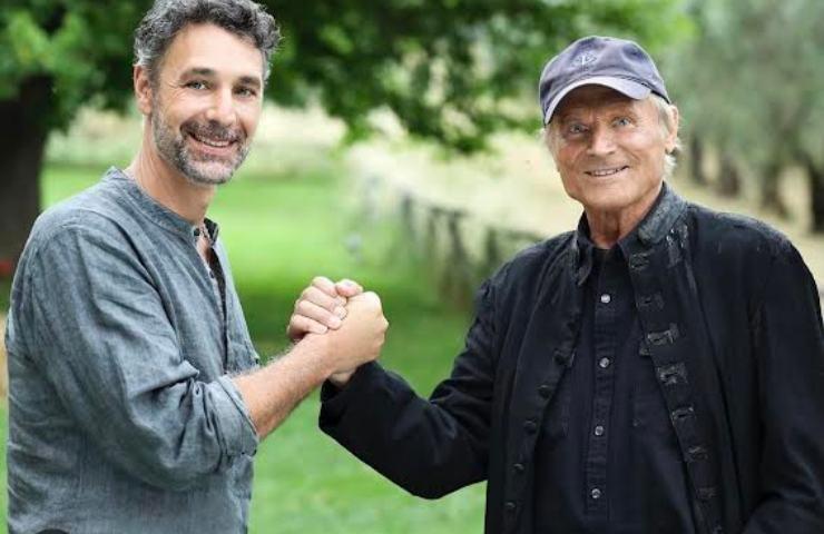 Terence Hill e Raoul Bova