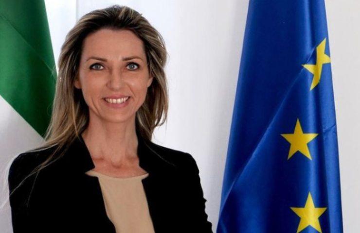 Valentina Vezzali, sottosegretario allo sport
