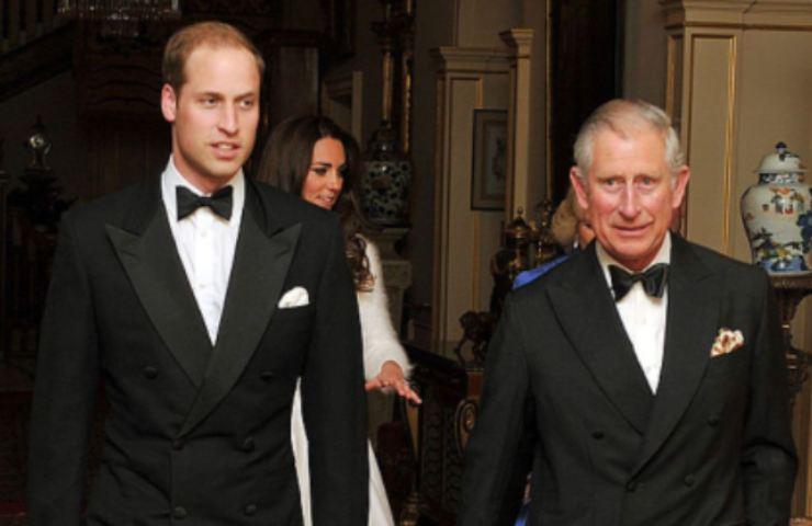 William e Carlo: si giocano la corona