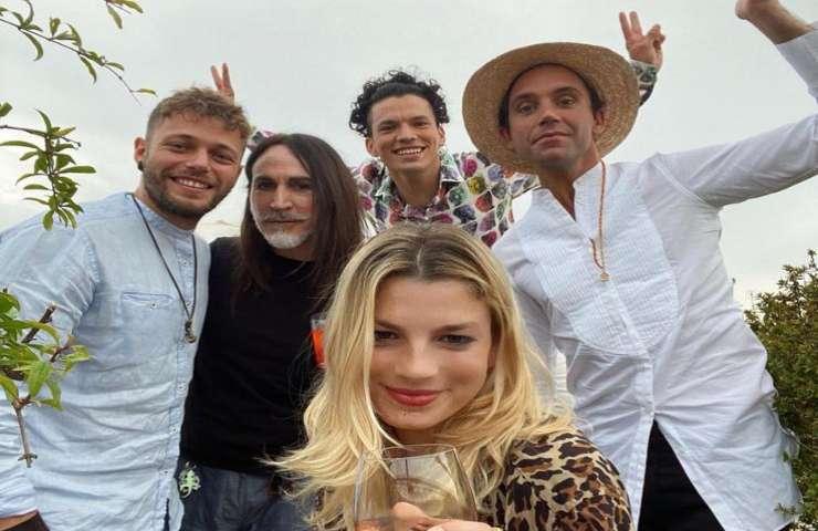 Emma Marron e Mika a X Factor