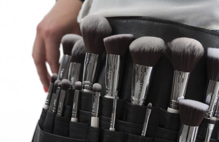Pennelli make up, come usarli