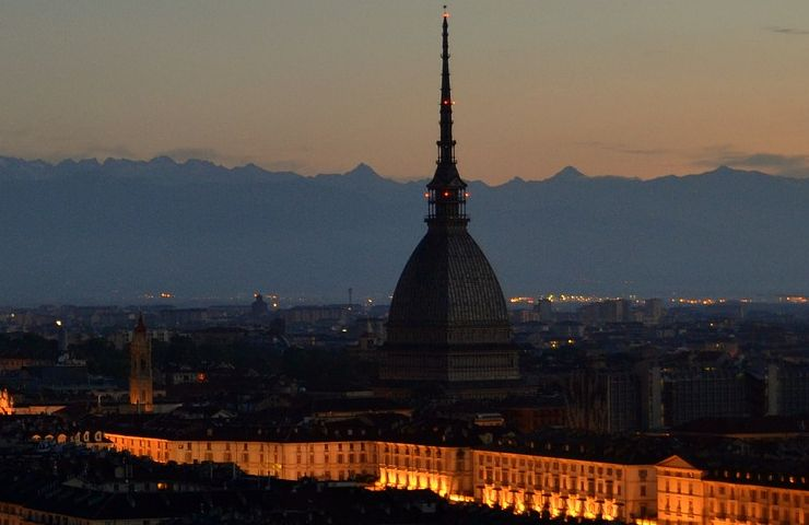 Torino Eurovision song contest 2022