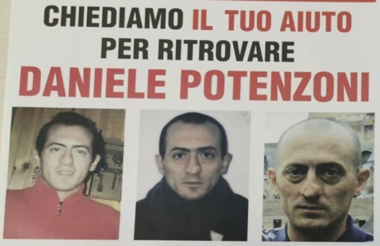 Federica Sciarelli libro Daniele Potenzoni
