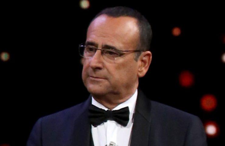 Carlo Conti figlio