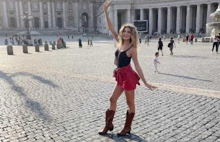 Miryea Stabile a Roma