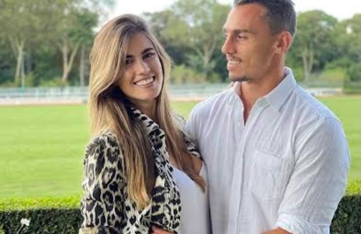 Natacha Deguia e Juan
